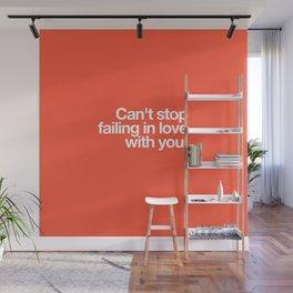 Failing / Original Version Wall Mural