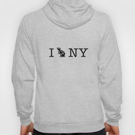 I RAT NYC Hoody