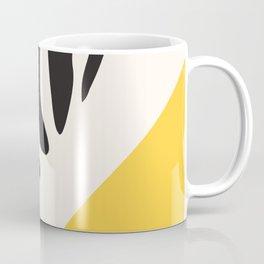 Zebra Abstract Coffee Mug