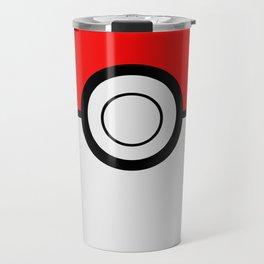 Poke Ball Pokeball Travel Mug