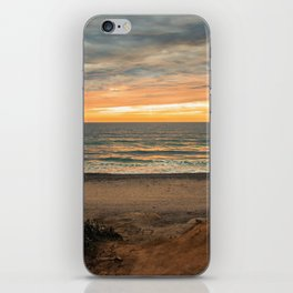 South Carlsbad State Beach iPhone Skin