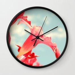 Bright Summer Wall Clock