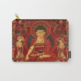 Buddha Shakyamuni as Lord of the Munis Carry-All Pouch