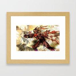 Piston Framed Art Print
