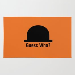 Guess Who? Rug