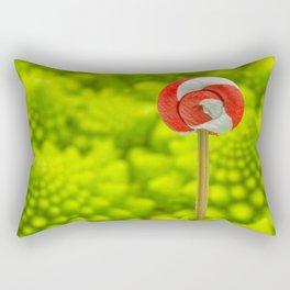 Romanesco Lollipop Rectangular Pillow