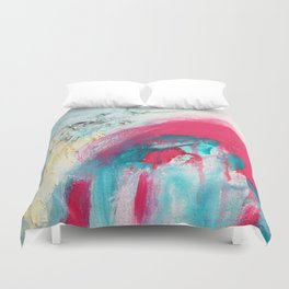 Untitled (Carrying On) Duvet Cover