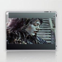 Traînées de Poussière Laptop & iPad Skin