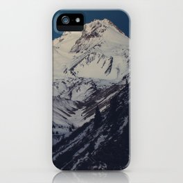 From Boy Scout Ridge iPhone Case