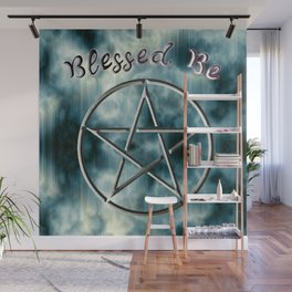 Blessed Be Wall Mural