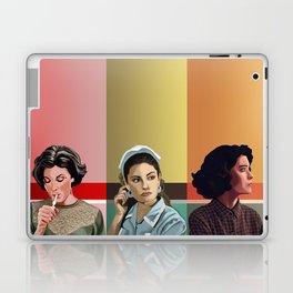The Girls of Twin Peaks Laptop & iPad Skin