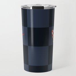 Croatia Away Jersey 2018 Travel Mug