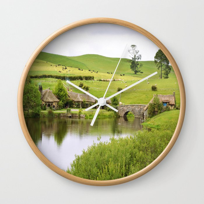 Green Dragon Inn  Wall Clock