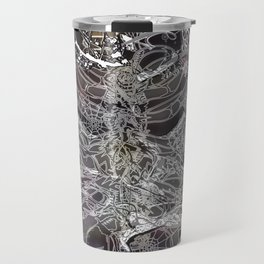 Skeleton of a human thorax II Travel Mug