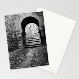 toledo's door Stationery Cards
