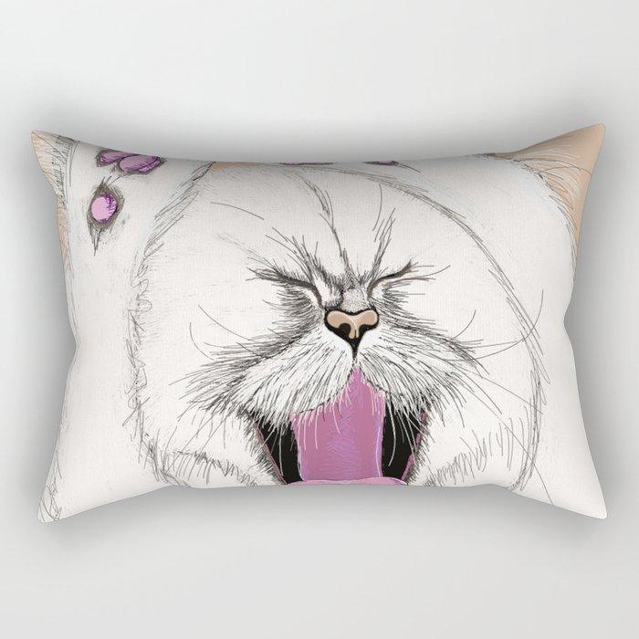 Bedtime Rectangular Pillow