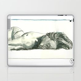 Laia Sleeps Laptop & iPad Skin