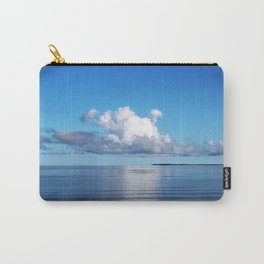 Bring Home The Beach Carry-All Pouch