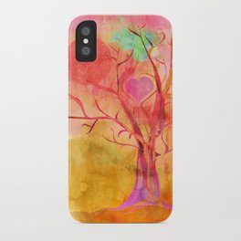 All Creation Sings iPhone Case