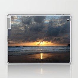 Sunset on Karon Beach Laptop & iPad Skin