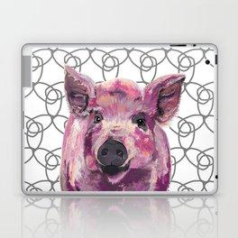 Precious Pig Laptop & iPad Skin