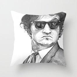 belushi Throw Pillow