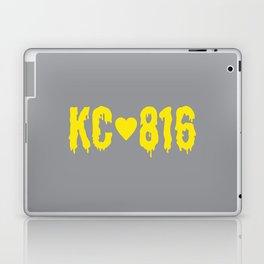 KC 816 Laptop & iPad Skin