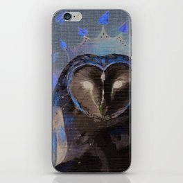 Crown of Wisdom iPhone Skin