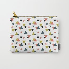 Triangle colorful pattern Carry-All Pouch