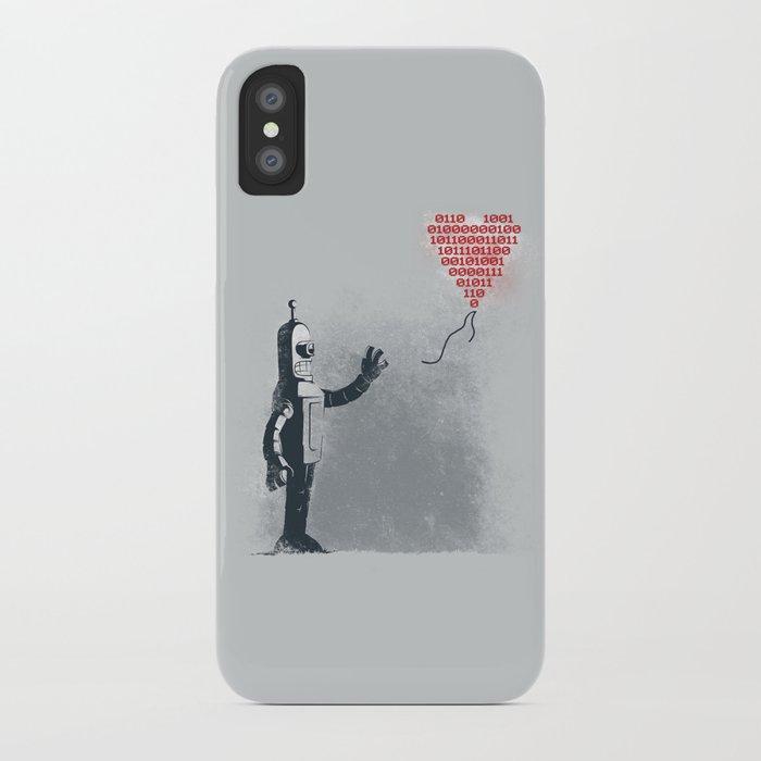 Binary Art iPhone Case
