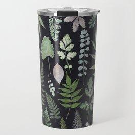 ferns + leaves Travel Mug