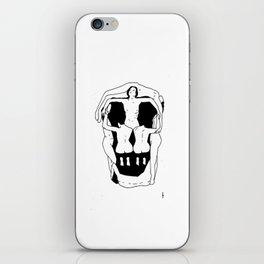 Dali Print iPhone Skin