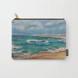 Mediterranean Sea Carry-All Pouch