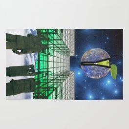 HIGHER DIMENSION OF AWARENESS Rug