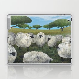 greener pasture Laptop & iPad Skin