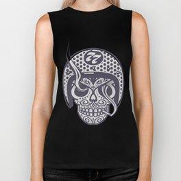 Skull 77 Biker Tank