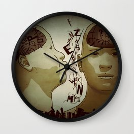 Syntax Wall Clock