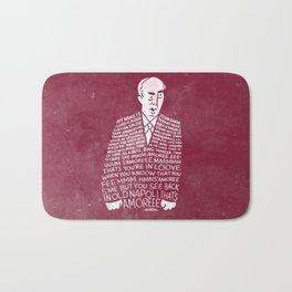 My Name is John Daker Bath Mat