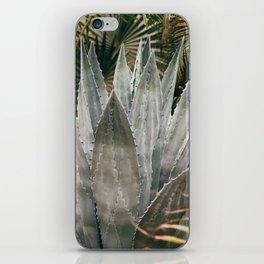 Deep Agave iPhone Skin