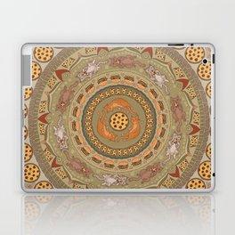 Cat Mandala Laptop & iPad Skin