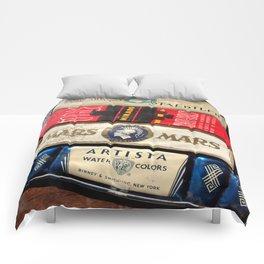 Art boxes Comforters