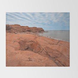 PEI North Cape Throw Blanket