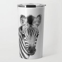 Baby Zebra Travel Mug
