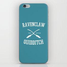 Hogwarts Quidditch Team: Ravenclaw iPhone Skin