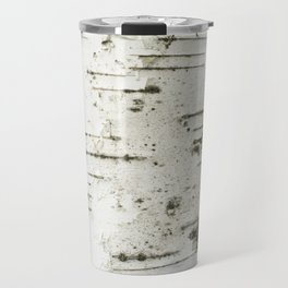 Birch bark pattern Travel Mug