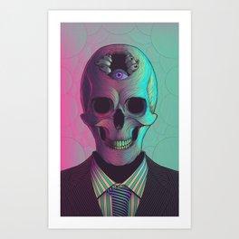 Capullo Art Print