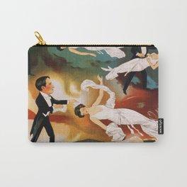 Vintage Magician Thurston Levitation Carry-All Pouch