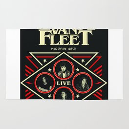 Greta Van Fleet tour 2018 Rug
