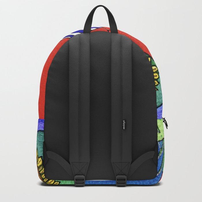 A Sense of Self Backpack