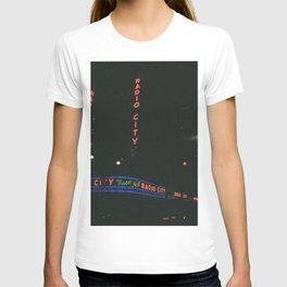 Radio City Music Hall, New York T-shirt